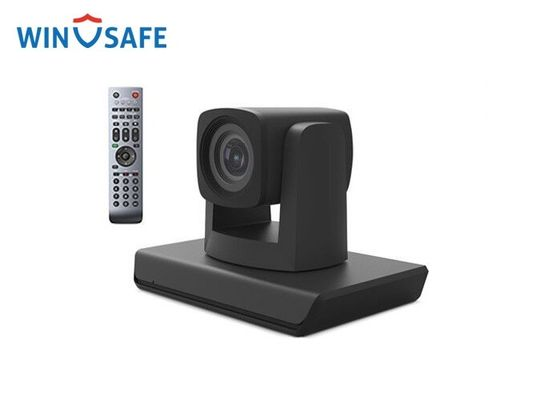 Remote Control 1080P 2.16MP Usb Hd Camera For Video Conferencing