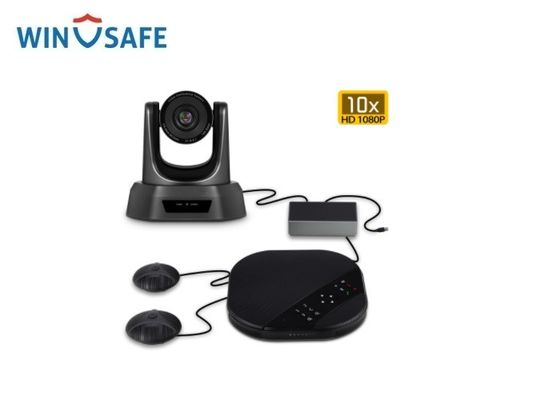 10X Optical Zoom USB Video Conference Camera 6 Meters Pickup Range